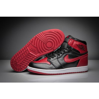 air jordan 1 mid rouge
