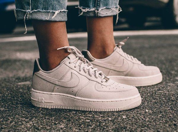 nike air force 1 femme rose daim