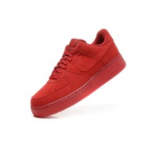 air force 1 homme rouge