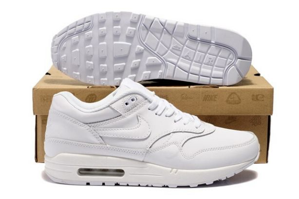 air max 1 blanche homme