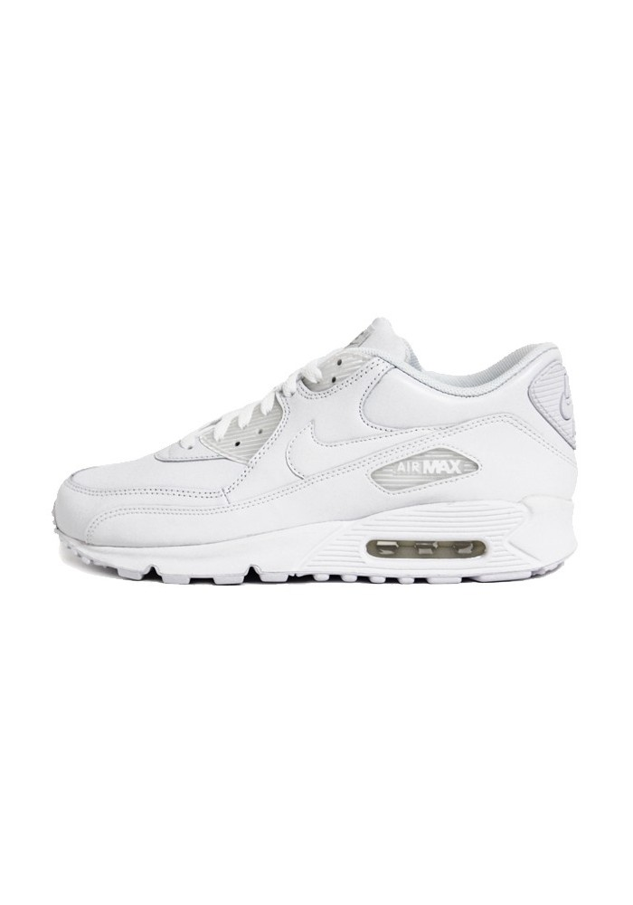basket blanche air max